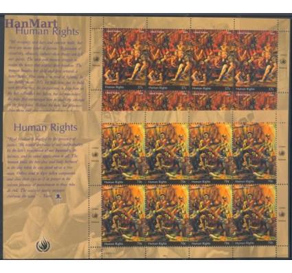 Znaczek Narody Zjednoczone Nowy Jork 2004 Mi 968-969 Czyste **