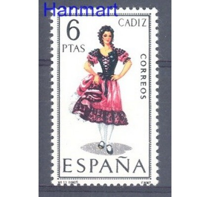 Hiszpania 1967 Mi 1723 Czyste **