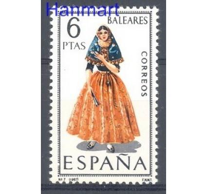 Hiszpania 1967 Mi 1691 Czyste **