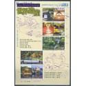 Japonia 2001 Mi ark 3293-3302 Czyste **