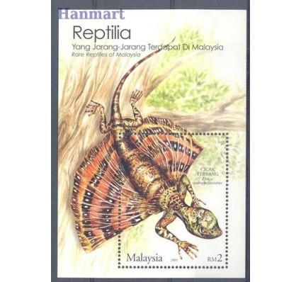 Znaczek Malezja 2005 Mi bl 102 Czyste **