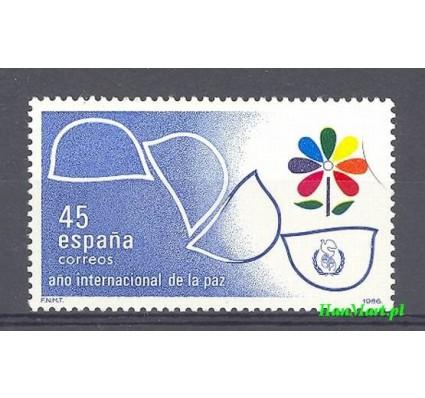 Hiszpania 1986 Mi 2718 Czyste **