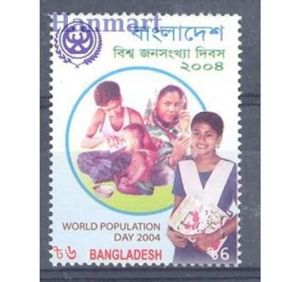 Znaczek Bangladesz 2004 Mi 840 Czyste **