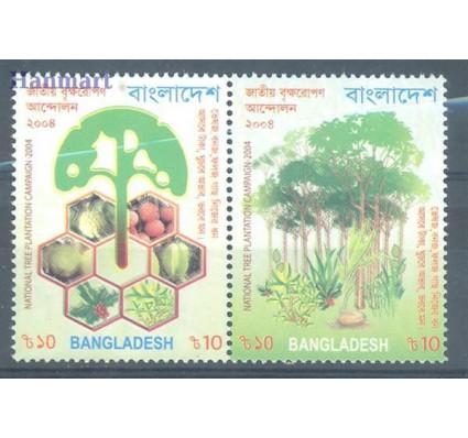 Znaczek Bangladesz 2004 Mi 834-835 Czyste **