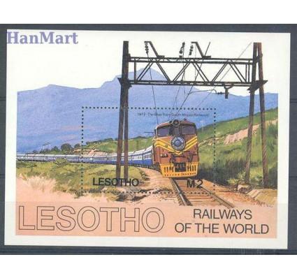 Znaczek Lesotho 1984 Mi bl 23 Czyste **