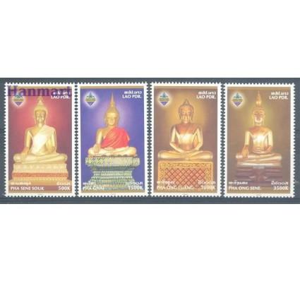 Znaczek Laos 2003 Mi 1899-1902 Czyste **