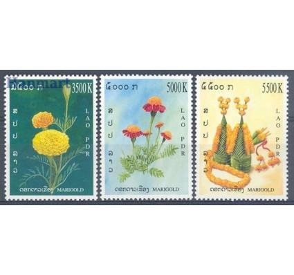 Znaczek Laos 2004 Mi 1935-1937 Czyste **