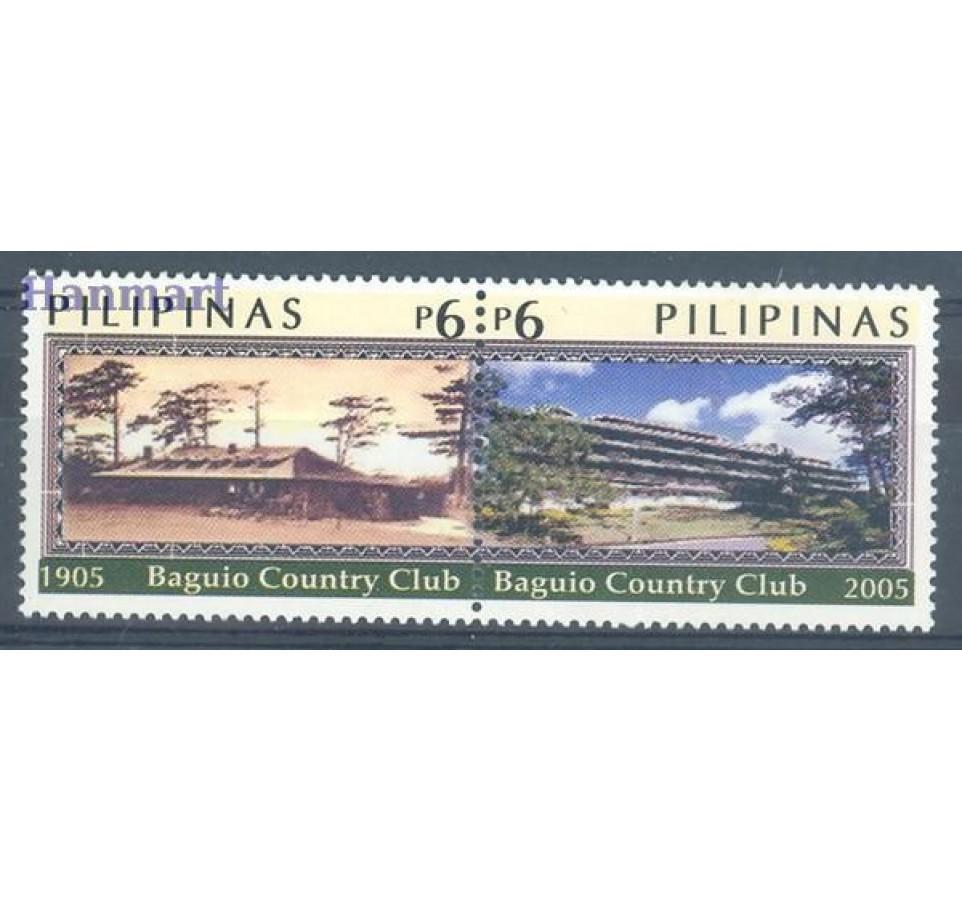 Filipiny 2005 Mi 3598-3599 Czyste **
