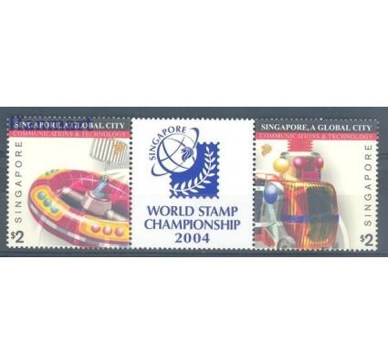 Znaczek Singapur 2003 Mi 1219-1220 Czyste **