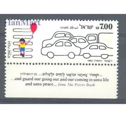 Znaczek Izrael 1982 Mi 878y Czyste **