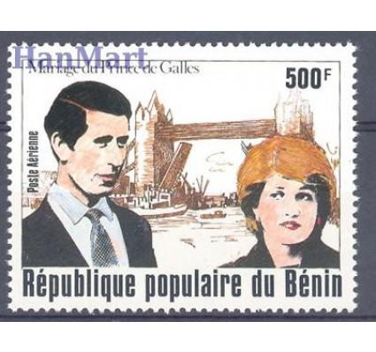 Znaczek Benin 1981 Mi 266 Czyste **