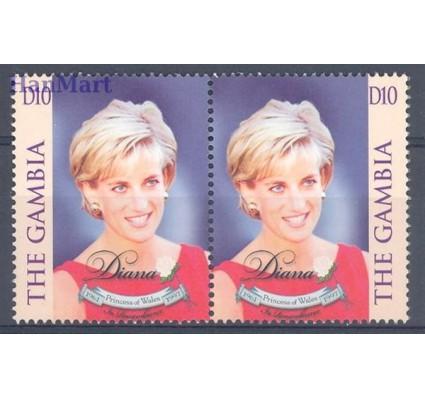 Znaczek Gambia 1998 Mi 3126-3127 Czyste **