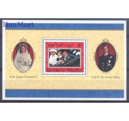 Znaczek Falklandy 1997 Mi bl 17 Czyste **