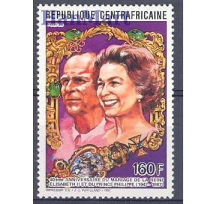 Znaczek Republika Środkowoafrykańska 1988 Mi 1307 Czyste **