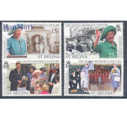 Znaczek Wyspa św. Heleny 1999 Mi 760-763 Czyste **