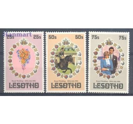 Lesotho 1981 Mi 344-346 Czyste **