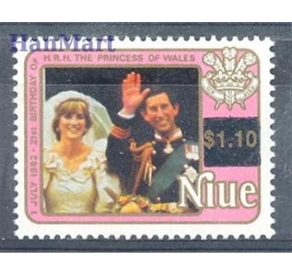 Znaczek Niue 1983 Mi 547 Czyste **