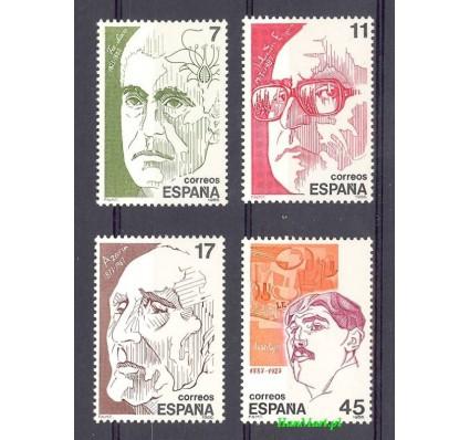 Hiszpania 1986 Mi 2733-2736 Czyste **