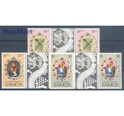 Znaczek Samoa 1981 Czyste **