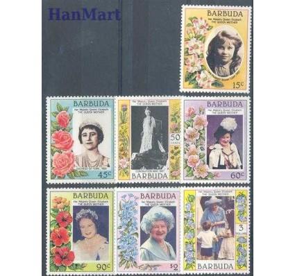 Znaczek Barbuda 1985 Mi 783-789 Czyste **