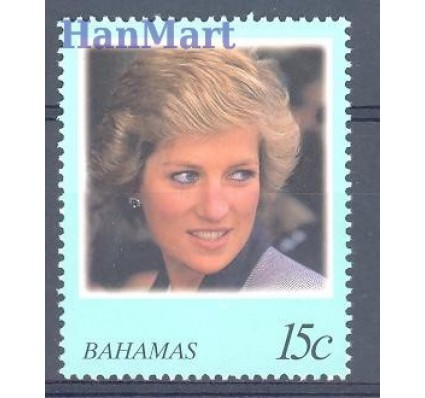 Znaczek Bahamy 1998 Mi 946 Czyste **