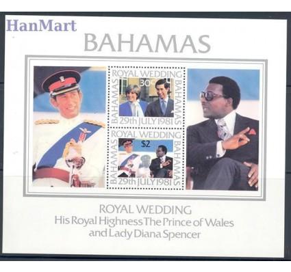Bahamy 1981 Mi bl 33 Czyste **