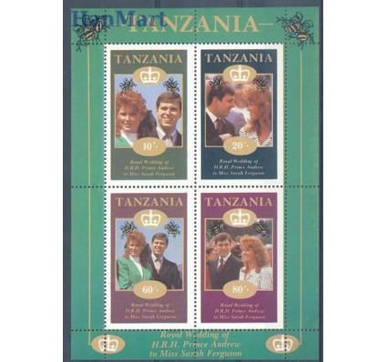 Znaczek Tanzania 1987 Mi 62 Czyste **