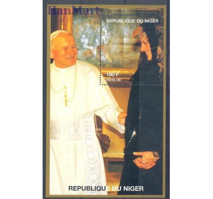 Znaczek Niger 1998 Mi 1438 Czyste **