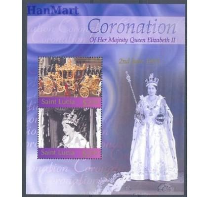Znaczek Saint Lucia 2003 Mi bl 67 Czyste **