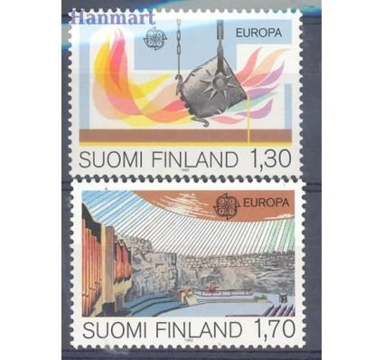 Znaczek Finlandia 1983 Mi 926-927 Czyste **