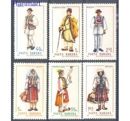 Rumunia 1968 Mi 2732-2737 Czyste **