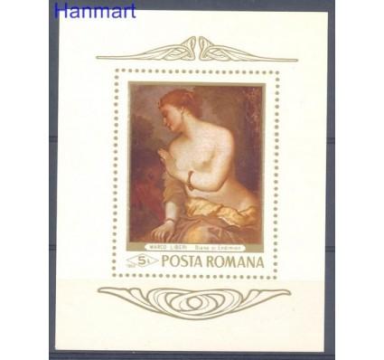 Znaczek Rumunia 1969 Mi bl 70 Czyste **