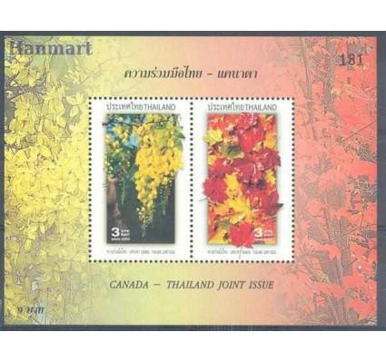 Znaczek Tajlandia 2003 Mi bl 172 Czyste **