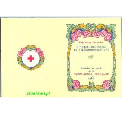 Francja 1965 Mi mh 1532-1533 Czyste **
