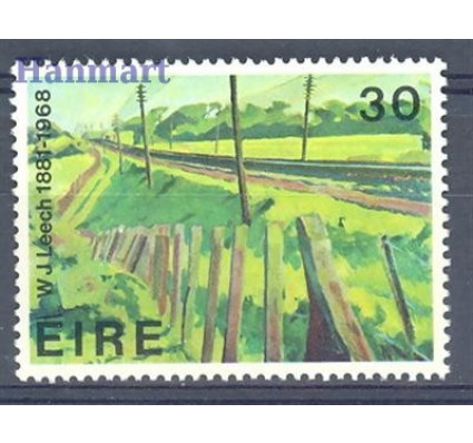 Znaczek Irlandia 1981 Mi 446 Czyste **