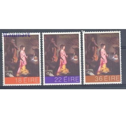 Znaczek Irlandia 1981 Mi 455-457 Czyste **