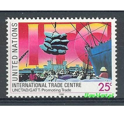 Znaczek Narody Zjednoczone Nowy Jork 1990 Mi 597 Czyste **