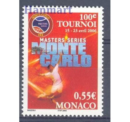 Znaczek Monako 2006 Mi 2792 Czyste **