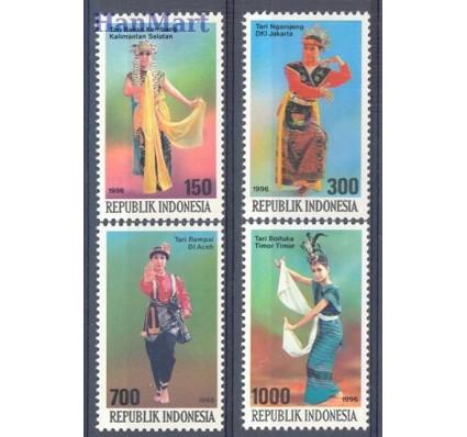 Znaczek Indonezja 1996 Mi 1675-1678 Czyste **