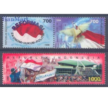 Znaczek Indonezja 1998 Mi 1836-1838 Czyste **