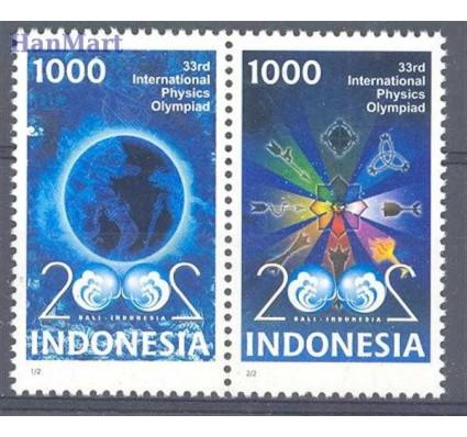 Znaczek Indonezja 2002 Mi 2186-2187 Czyste **