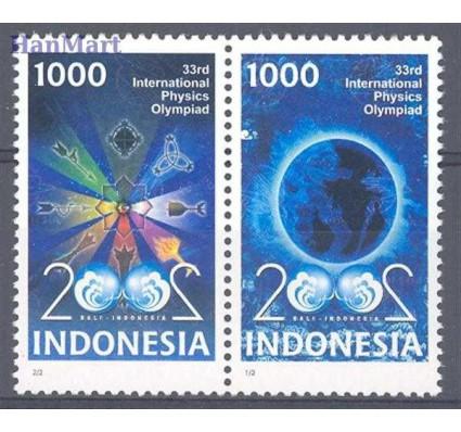 Znaczek Indonezja 2002 Mi par Czyste **