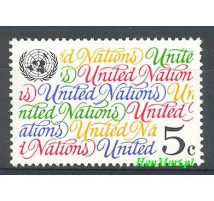 Narody Zjednoczone Nowy Jork 1993 Mi 650 Czyste **