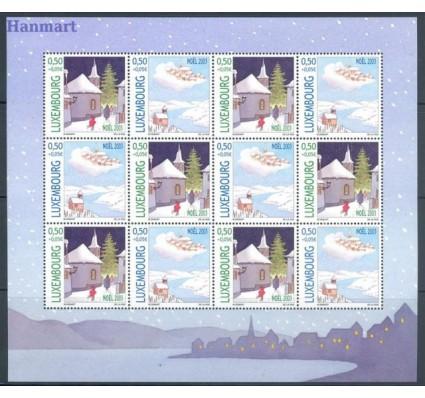 Znaczek Luksemburg 2003 Mi ark 1620-1621 Czyste **
