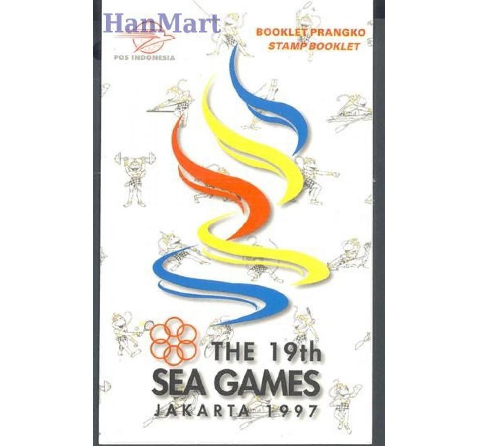 Indonezja 1997 Mi 1716-1719 Czyste **