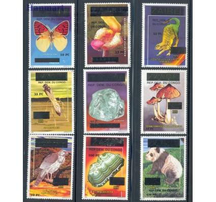Kongo Kinszasa / Zair 2000 Mi 1524-1532 Czyste **