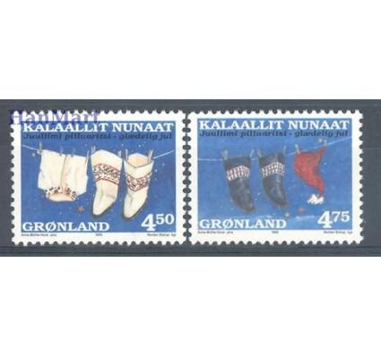 Znaczek Grenlandia 1998 Mi 329-330y Czyste **