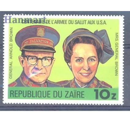 Znaczek Kongo Kinszasa / Zair 1980 Mi 655 Czyste **