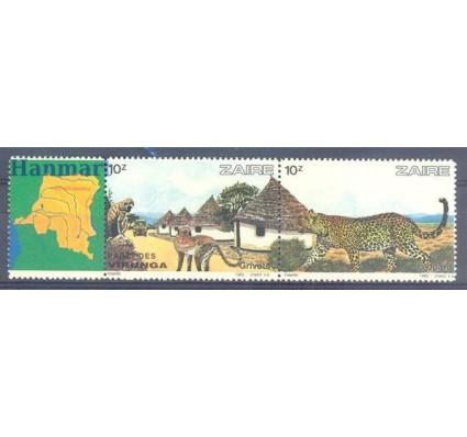 Znaczek Kongo Kinszasa / Zair 1982 Mi 784-785 Czyste **
