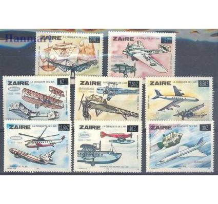 Znaczek Kongo Kinszasa / Zair 1985 Mi 880-887 Czyste **